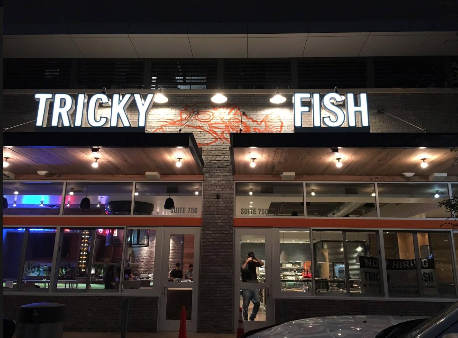 tricky fish richardson texas