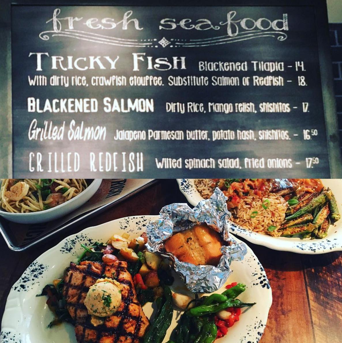 Tricky Fish Richardson Best Seafood