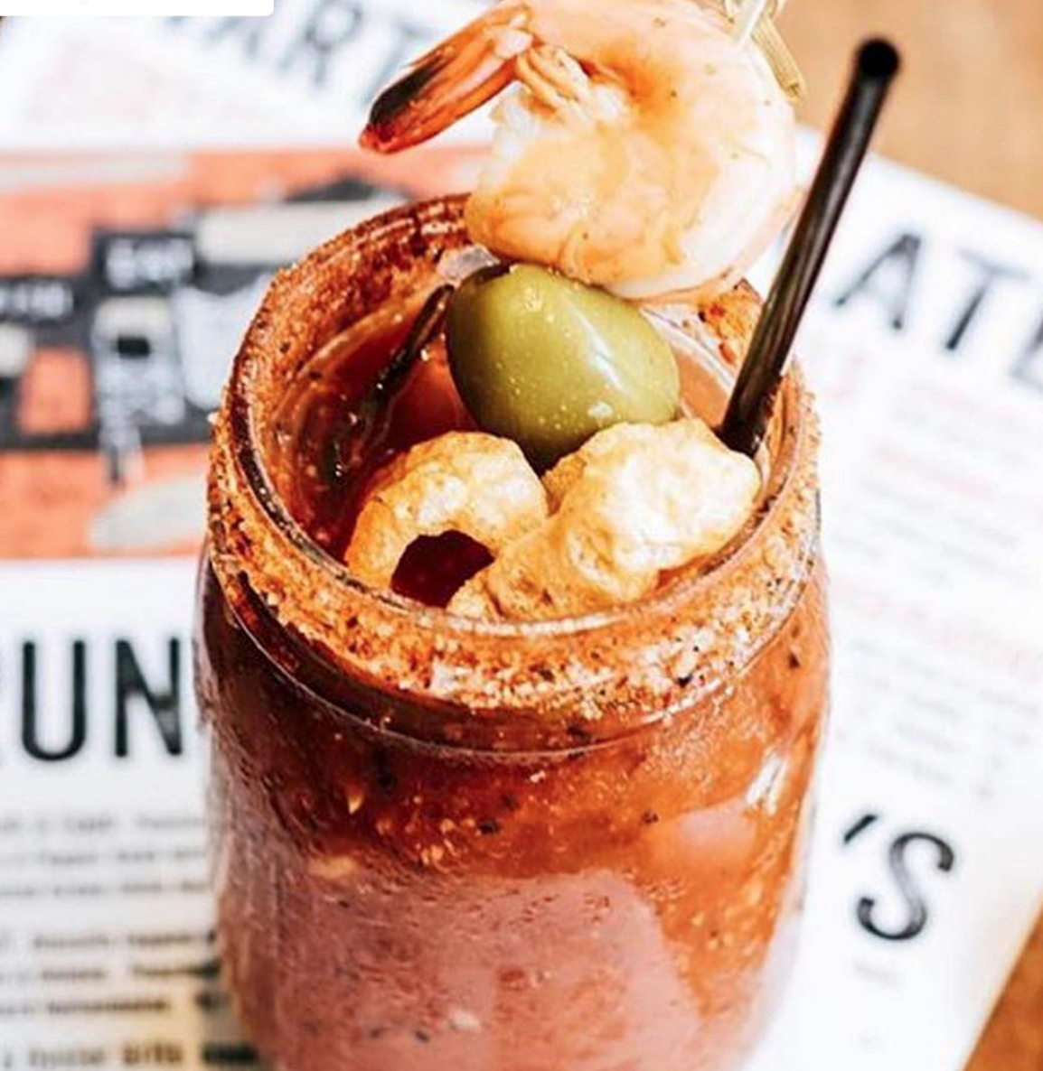 best brunch richardson texas tricky fish bloody mary