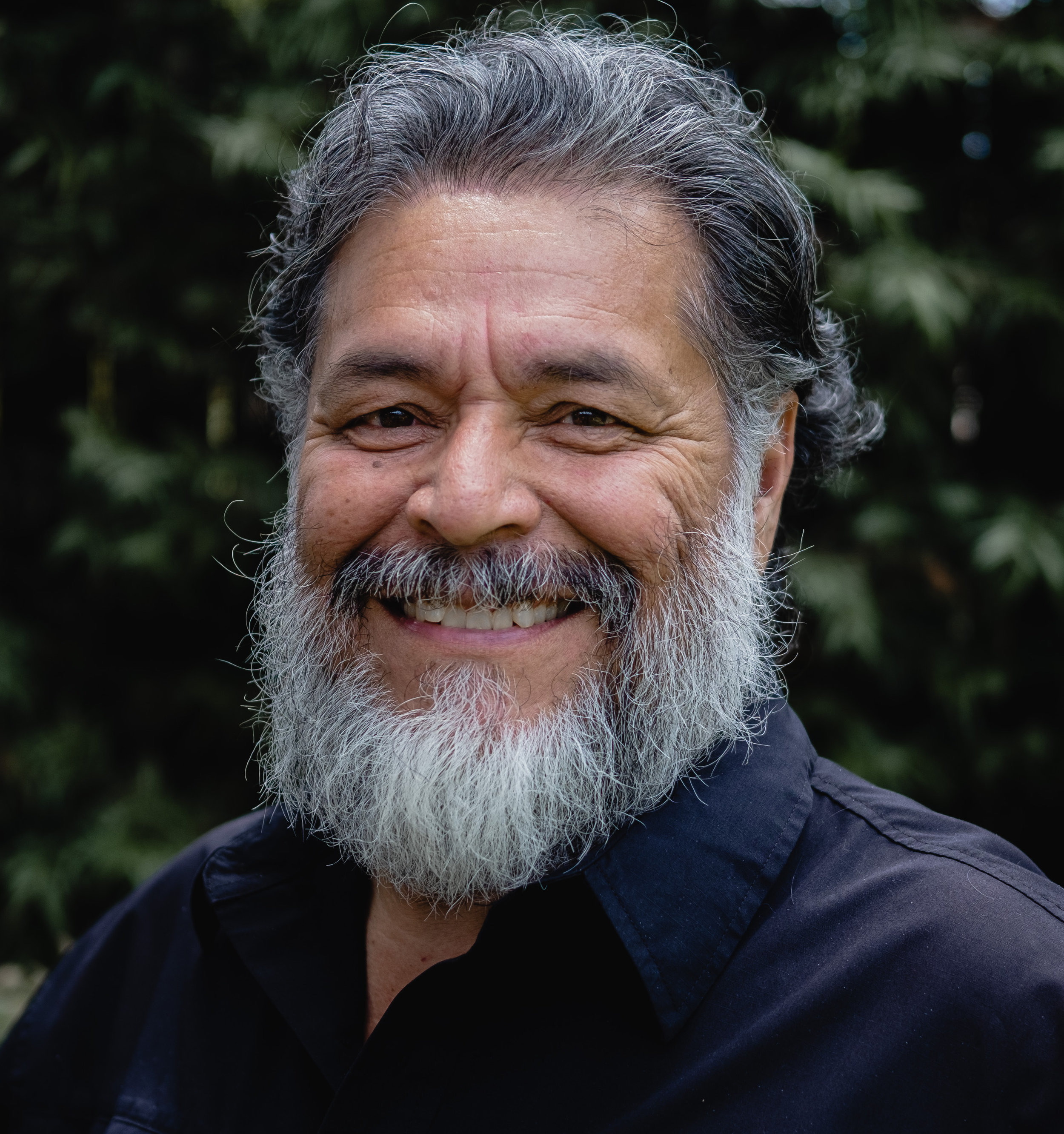 Larry Santoyo - Founder of the Permaculture Academy and lead instructor. He has been a teacher and practitioner of Permaculture Design for the 28+ years and spent over a decade studying and teaching with Bill Mollison. He has taught environmental design at colleges and universities nationwide, including UC Berkeley, UC Santa Cruz, Evergreen College, CSU Northridge, and Cal Poly San Luis Obispo.
