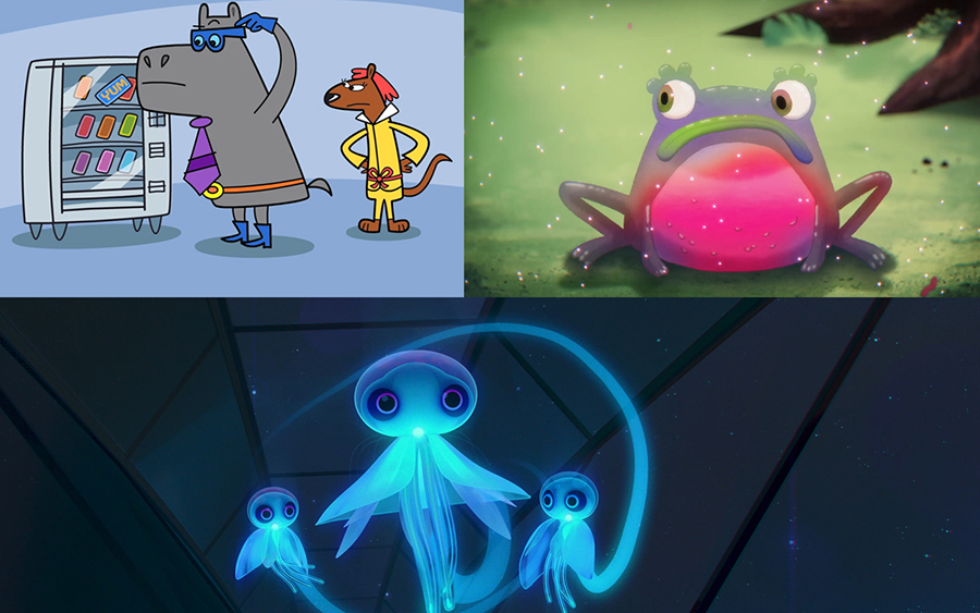 AnimationForKids