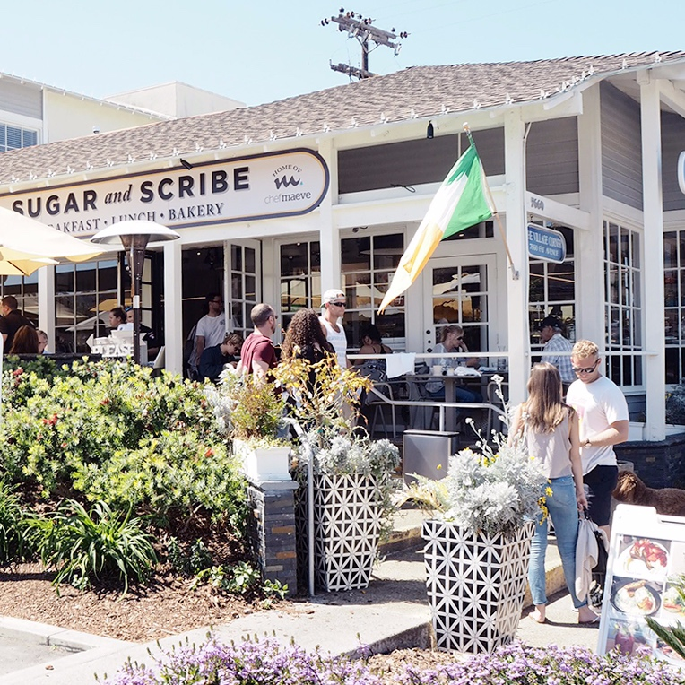 Sugar And Scribe Bakery / La Jolla, San Diego