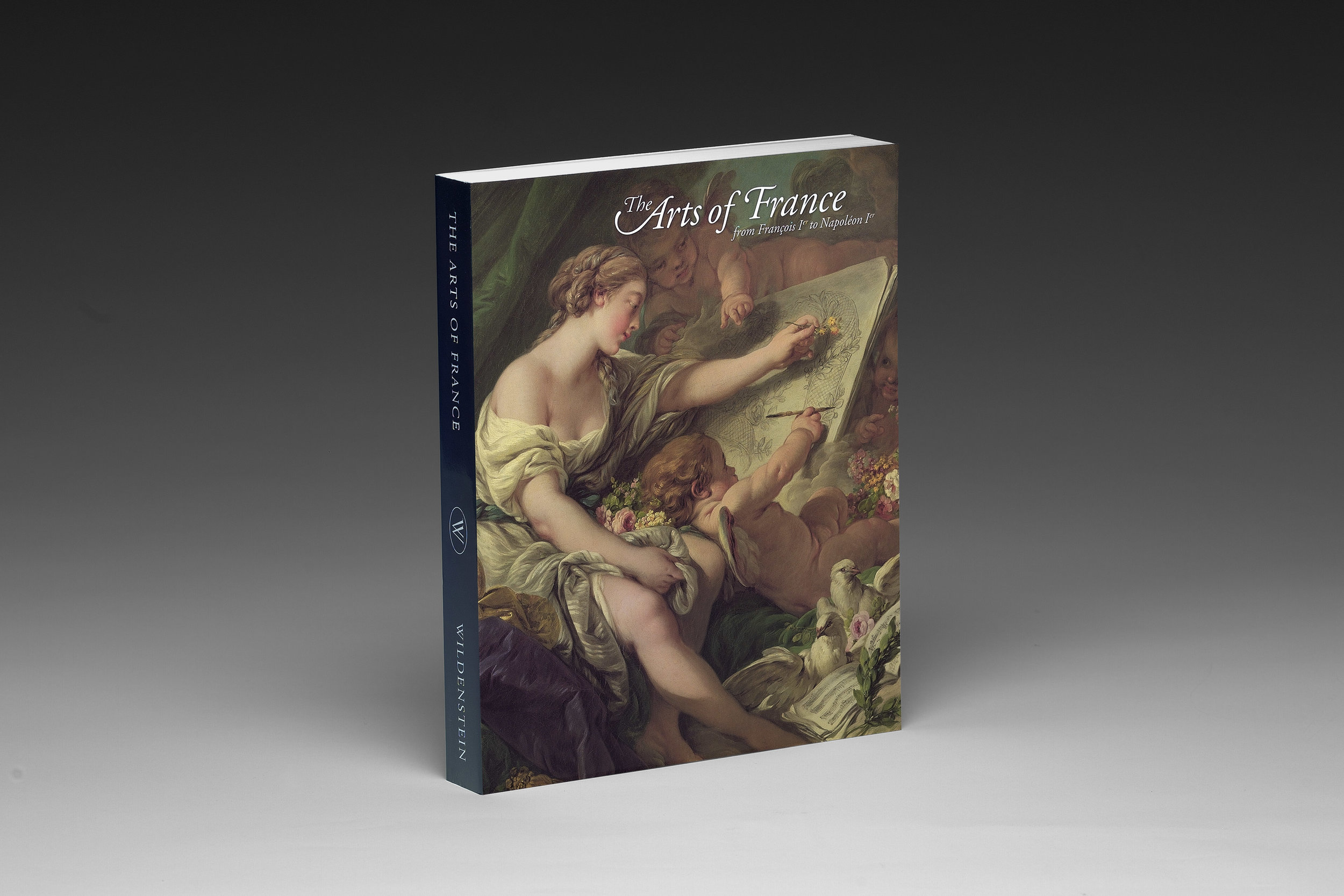 The Arts of France exhibition catalogue