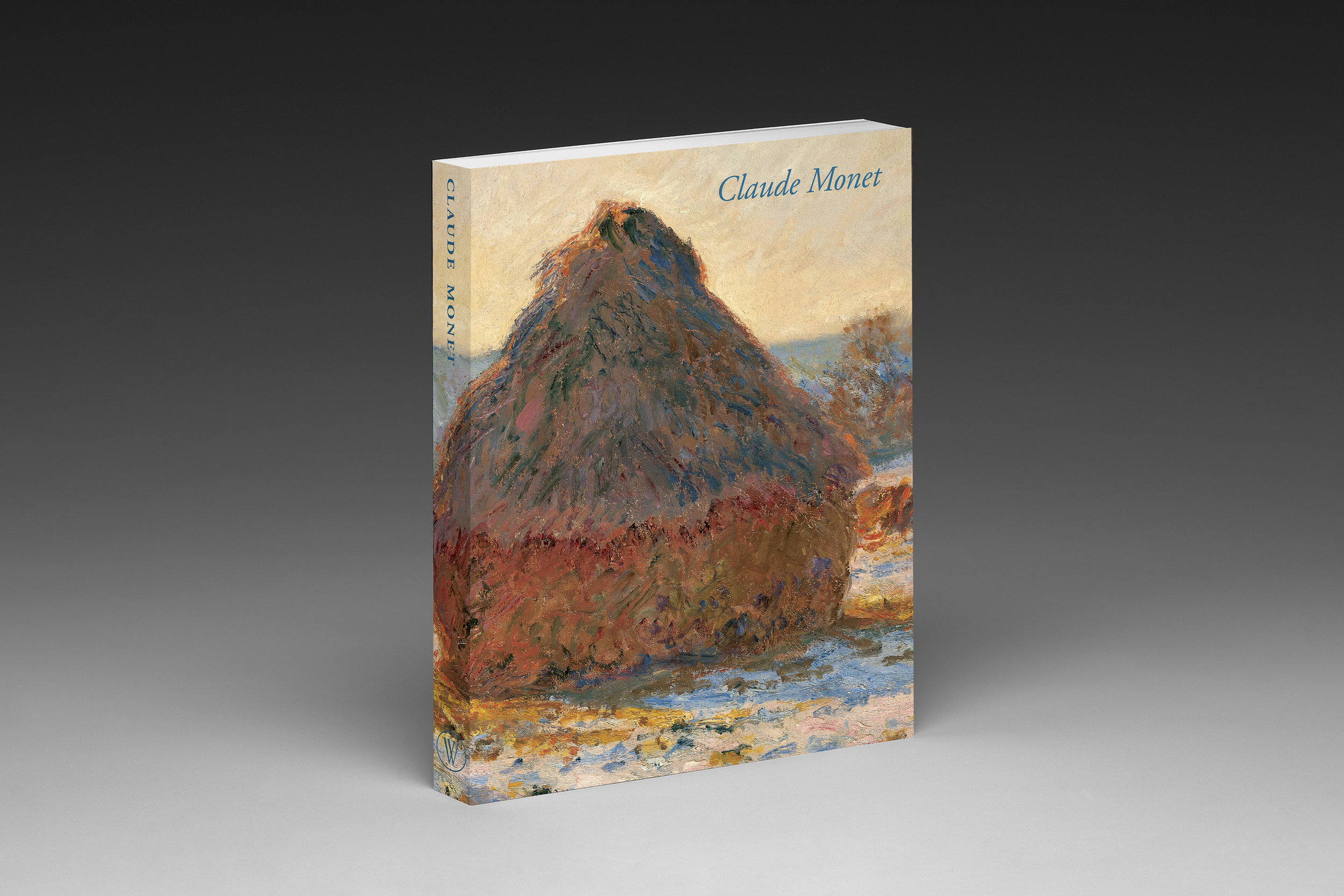 Claude Monet exhibition catalogue