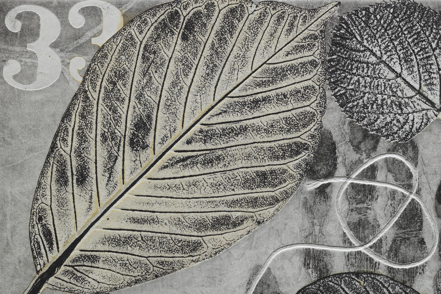Detail, recto plate 33