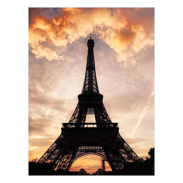 See you next time Paris 🙌🏼