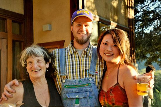 Winners of 2010's 2nd Annual SoHum BBQ Smoke-off!!!