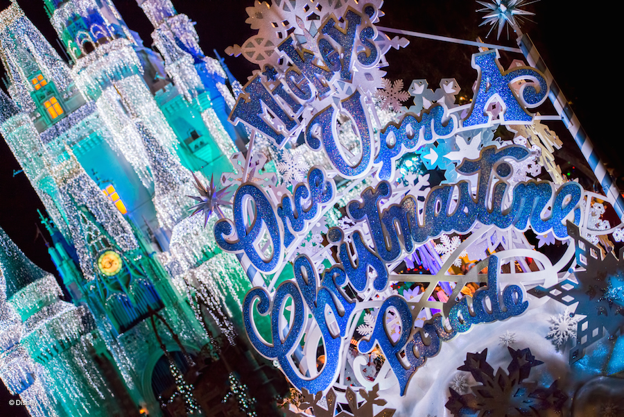 Once Upon A Christmas Time Parade