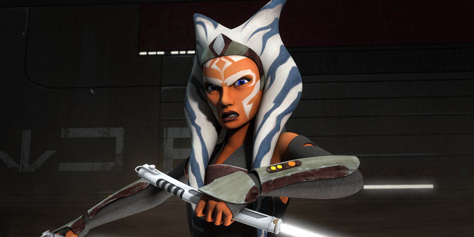 Ahsoka Lives ! (no question mark anymore)