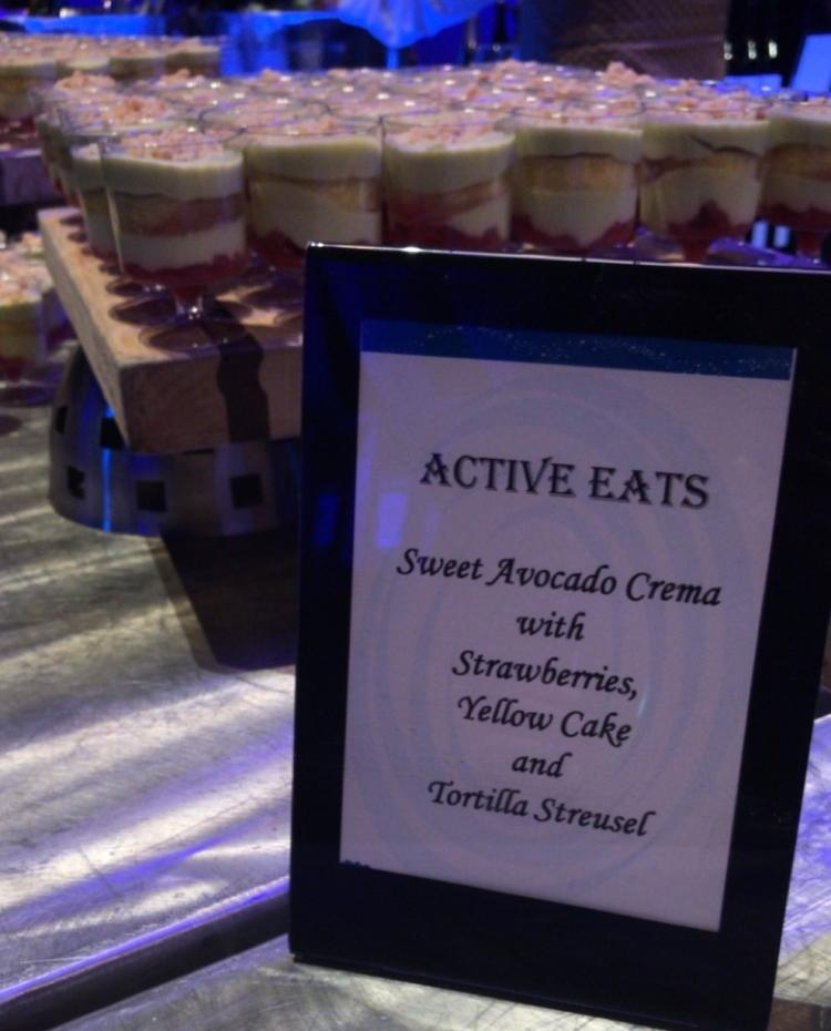 Sweet Avocado Cream