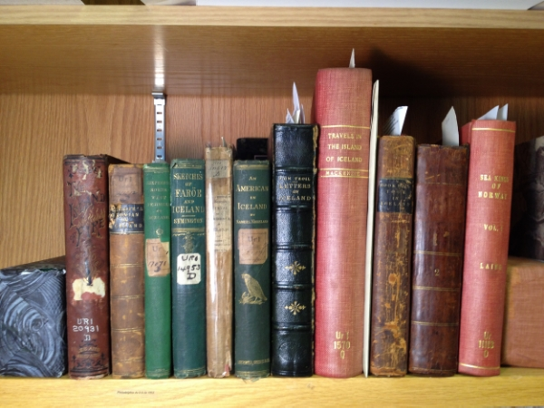 I used this fantastic  online bibliography  to find these books in our collection at the Library Company of Philadelphia.
