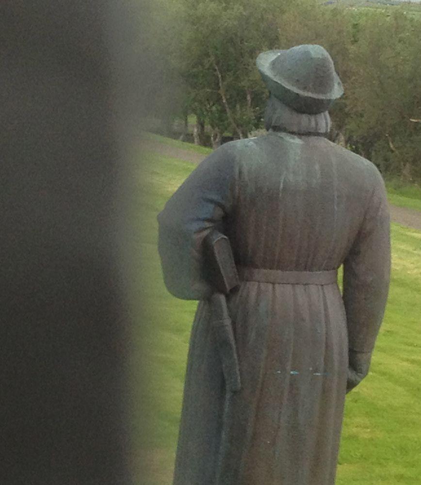 Statue of Snorri