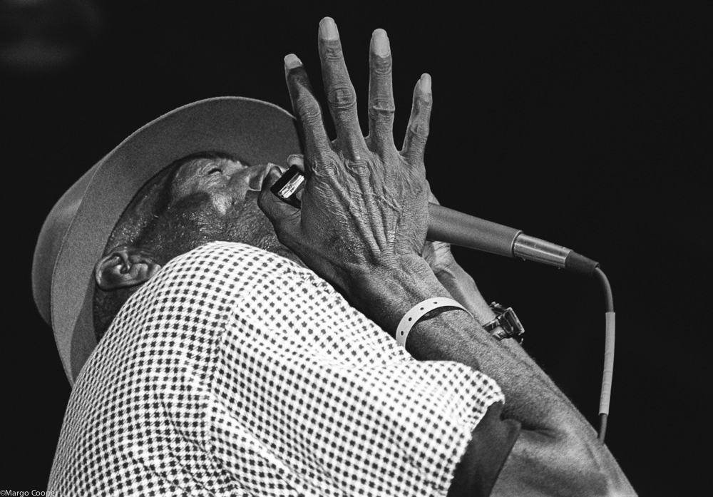 Frank Frost, Clarksdale, Mississippi   © Margo Cooper All Rights Reserved. No part of this website may be reproduced, stored in a retrieval system, or transmitted in any form without prior written permission.