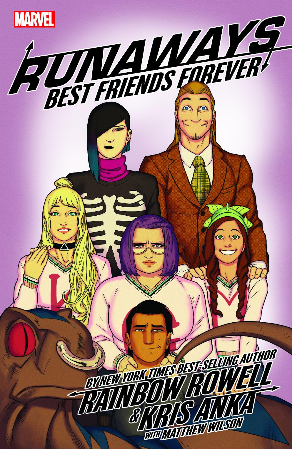Runaways Best Friends Forever