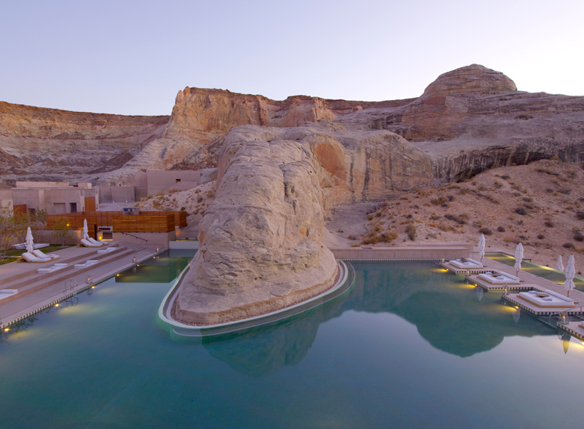 The Amangiri Resort
