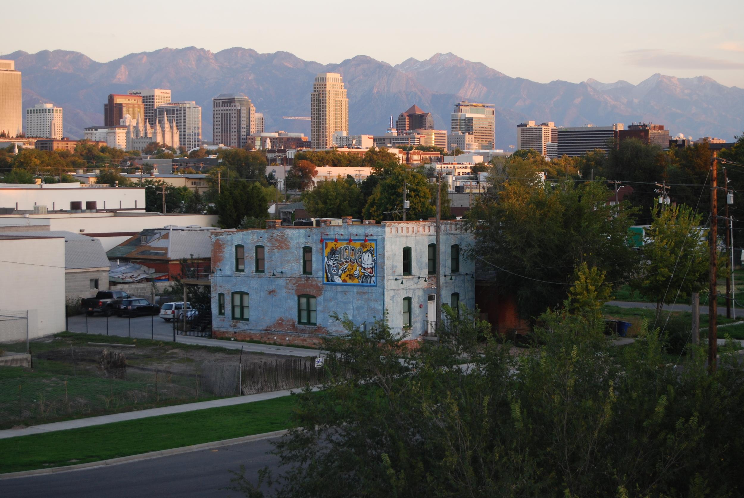 I love Salt Lake City