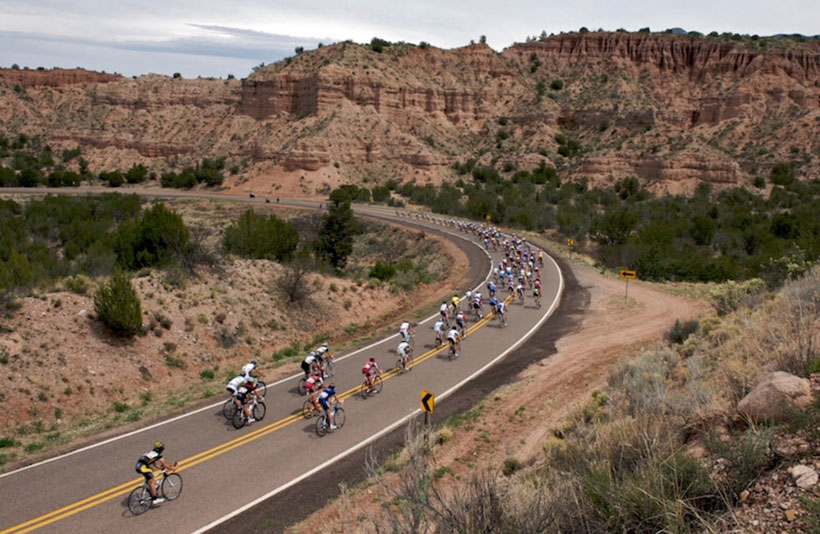 Stage One Road Race - Photo credit : Tour of Gila
