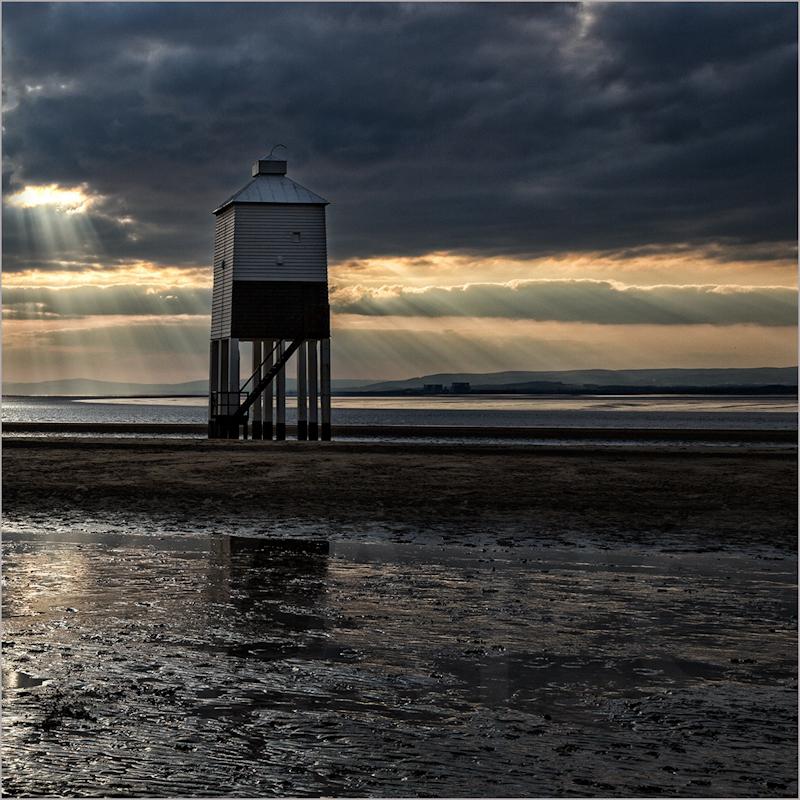 """Burnham Beach"" by Janet Griffiths - 1st"