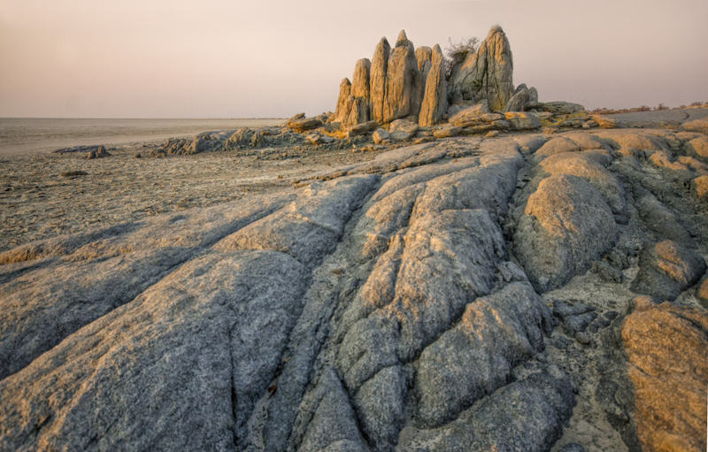 Rocky Sentinels by Russell Price - 1st