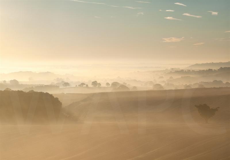 Dawn Mist by Tim Growcott - 3rd
