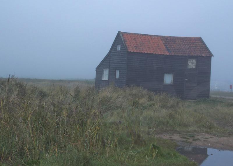 Walberswick Barn by Peter Hodgkison - C