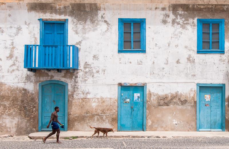 Walking the Dog by John Sweetland