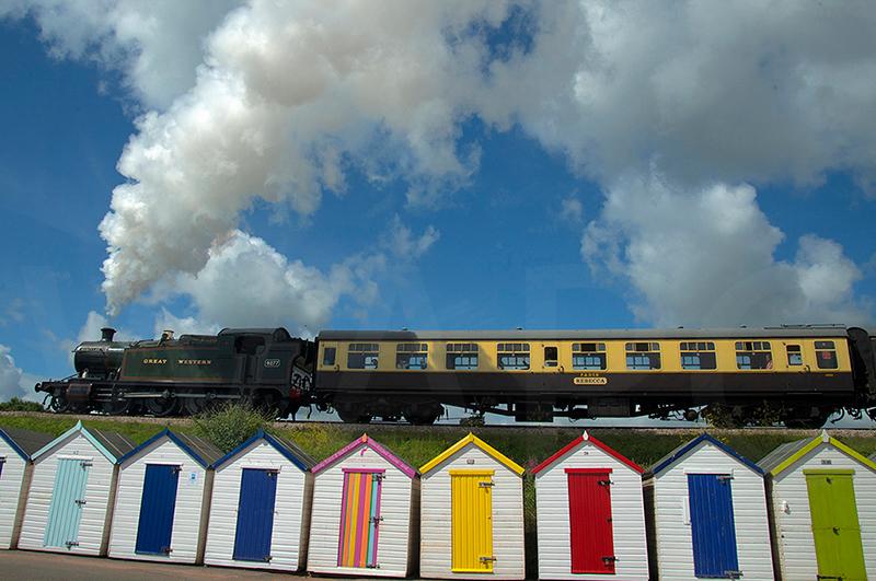 Goodrington Steam