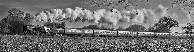 Oliver Cromwell at speed