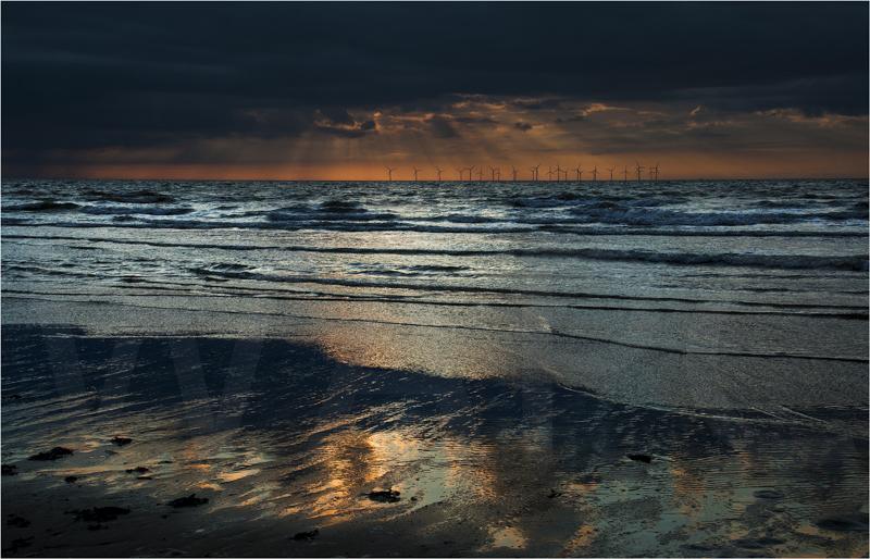 Sunset Reflection by Tony Thomas - HC (Adv)