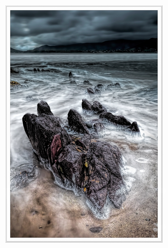 Emerging Rocks by Calvin Downes - C (adv col)