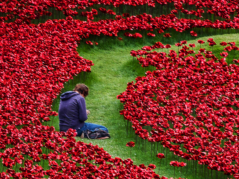 Remembrance by Ian Griffiths - C (Int)