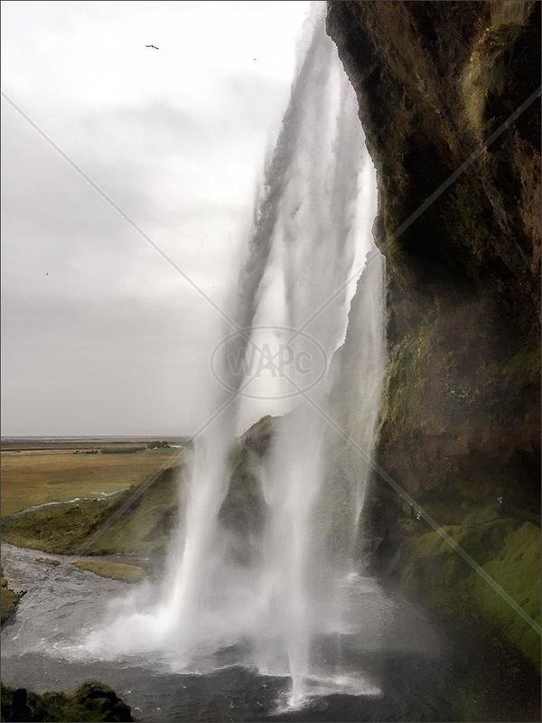Seljalandsfoss by Calvin Downes - C