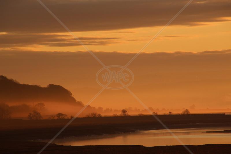 Mist at Sunrise by Sharon Leighton - HC (INT col)