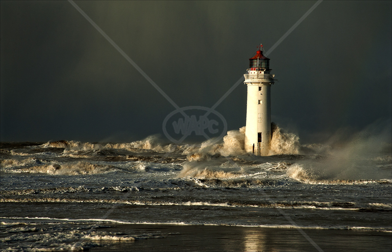 Perch Rock Lighthouse by Tony Thomas - 2nd (Adv)