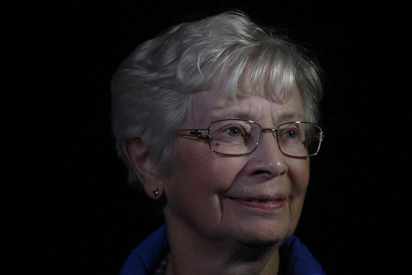 Joan Worrall