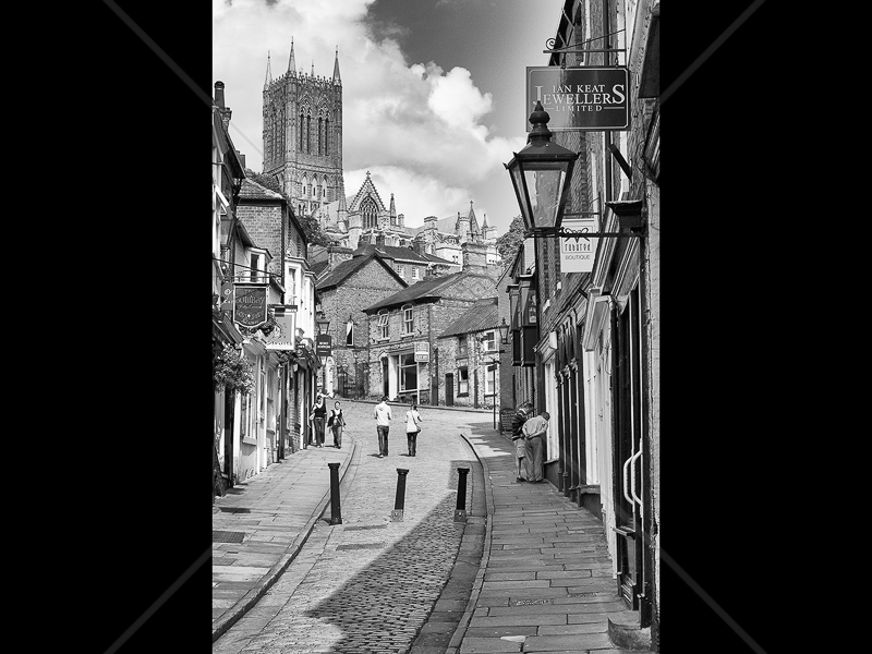 The Strait Lincoln by Howard Holden - 2nd (Int mono)