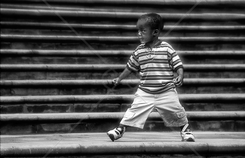 Step Dancer by Irene Froy - 3rd (Adv mono)