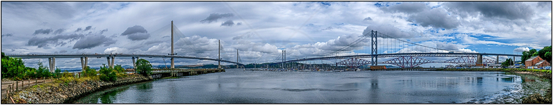 Three Bridges by Ian Griffiths - C (PDI)