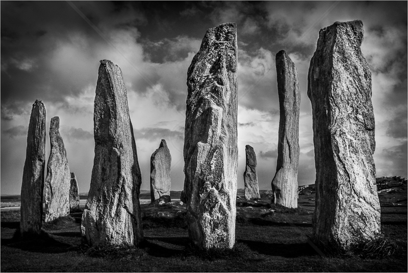 Callanish Stones by Andy Udall - PDI - 1st