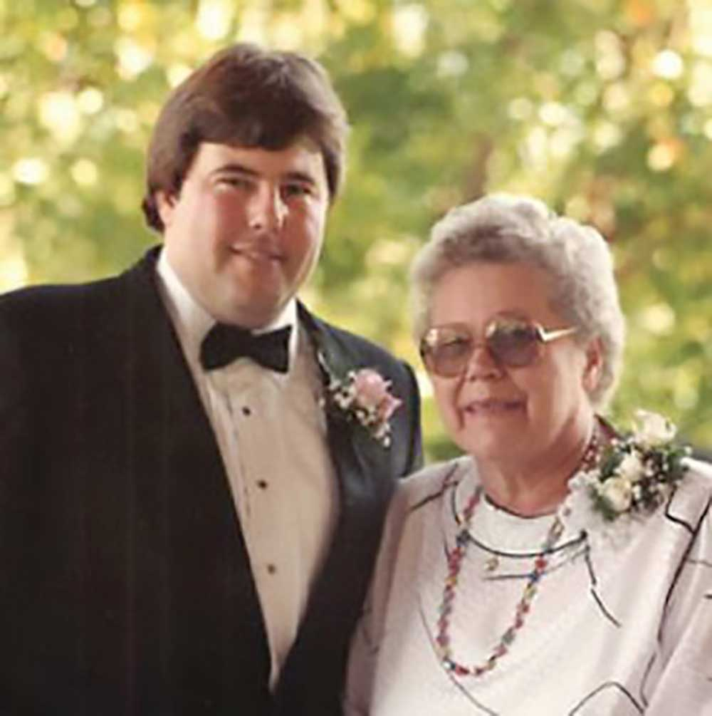 Robert and Wilma Lott