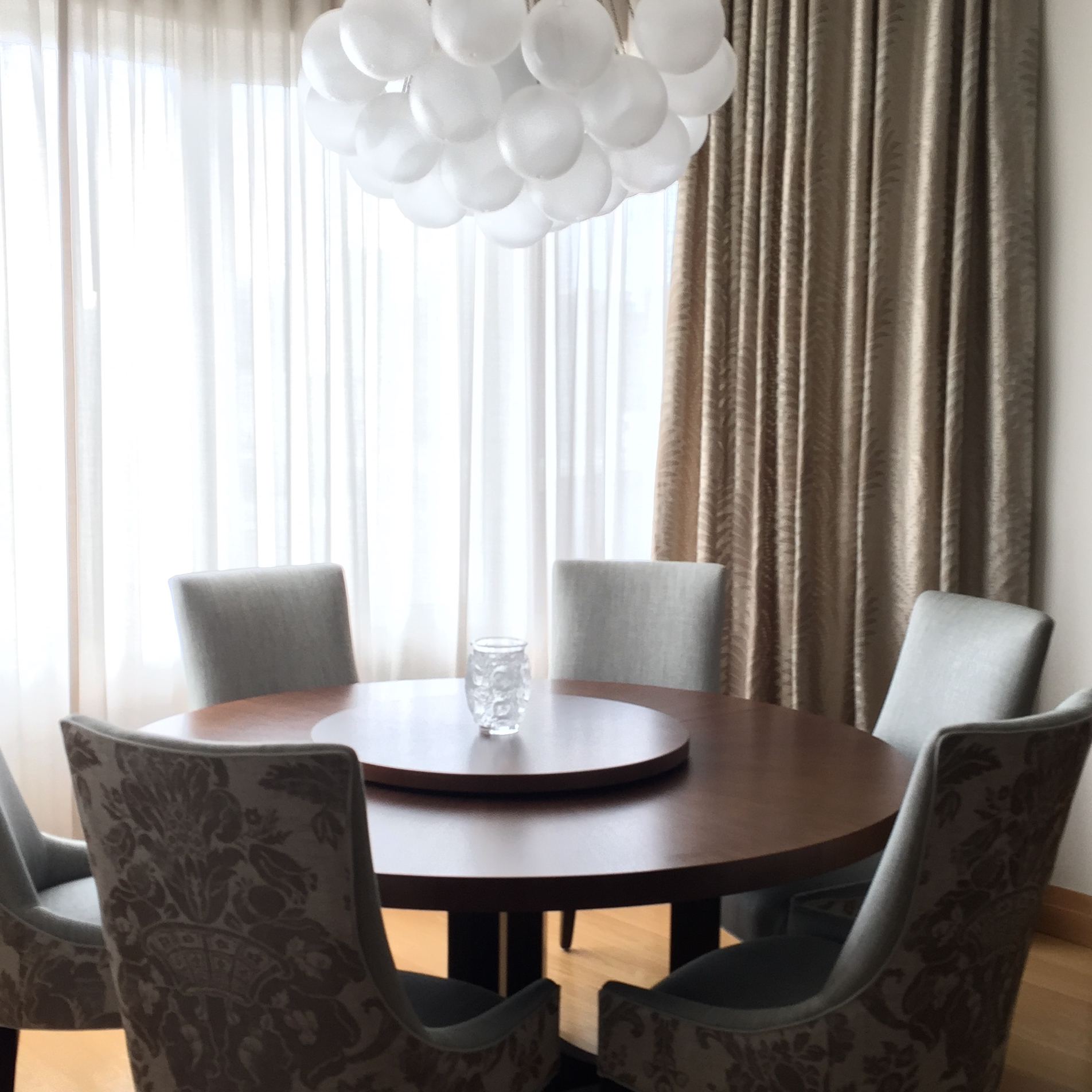 Lincoln Center Apartment -