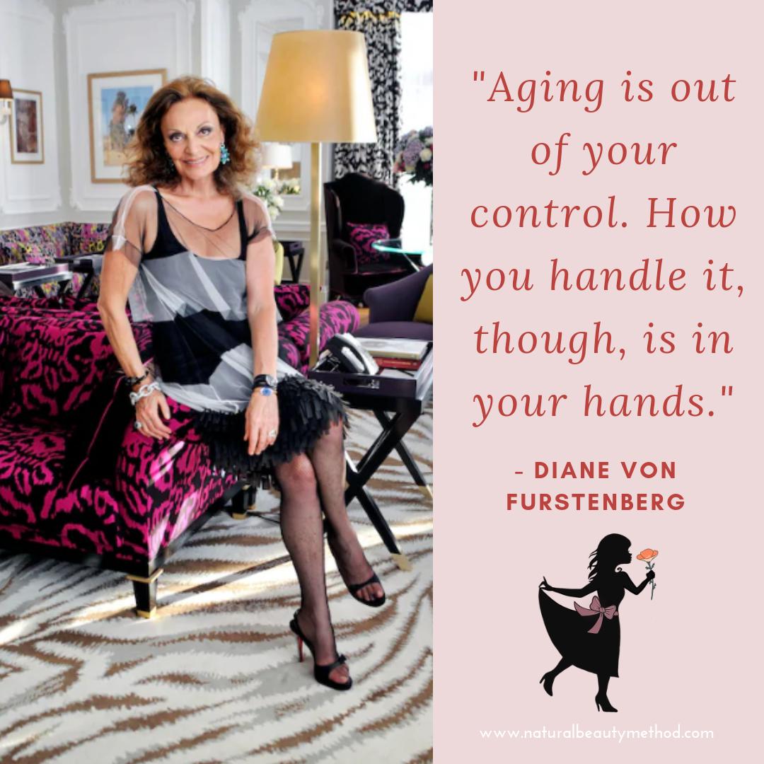 Diana von Furstenberg quote