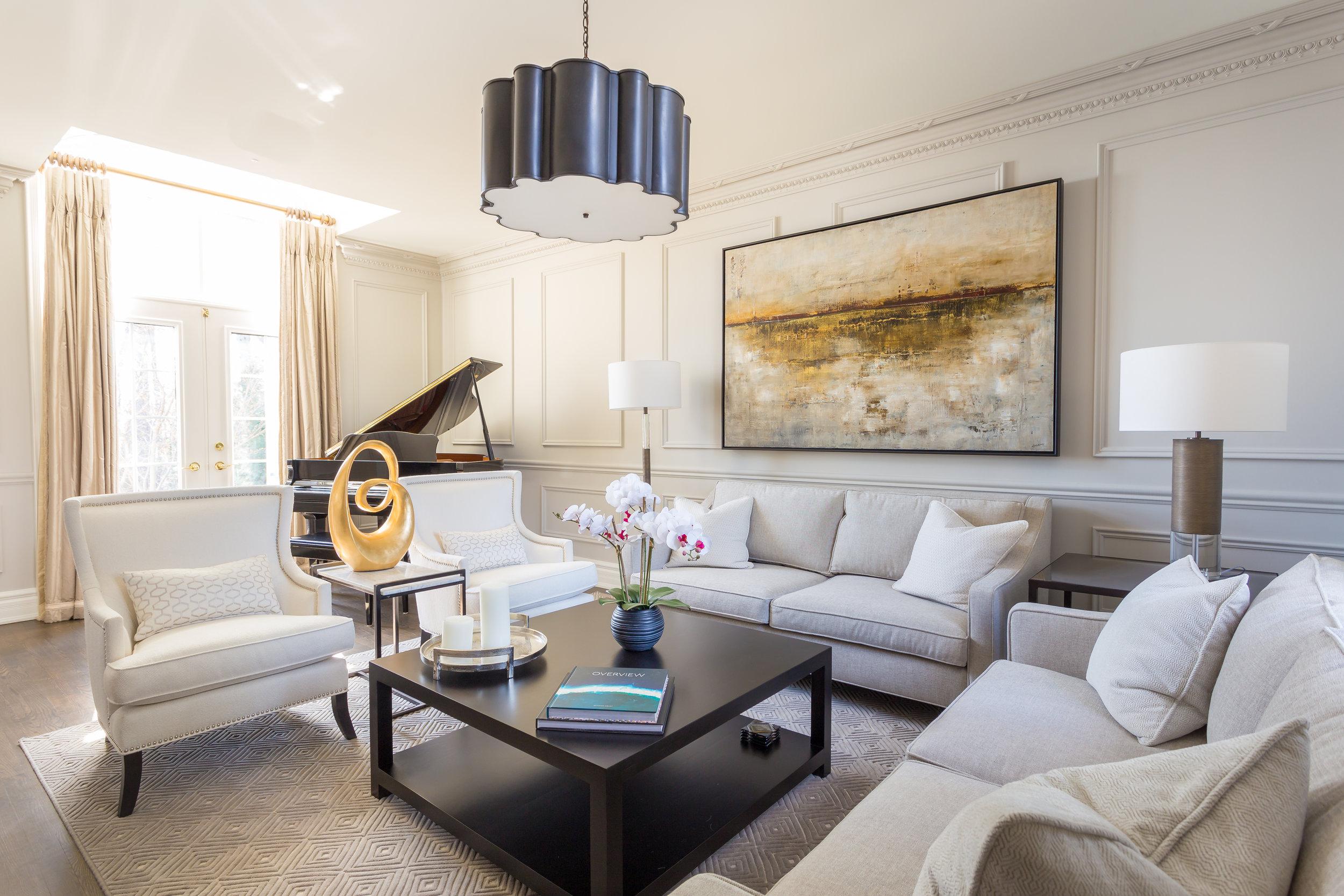 oakville-interior design-living room-robson hallford