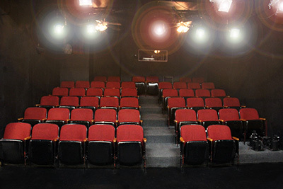 Our 49-seat theater in the heart of Union Square's theater district