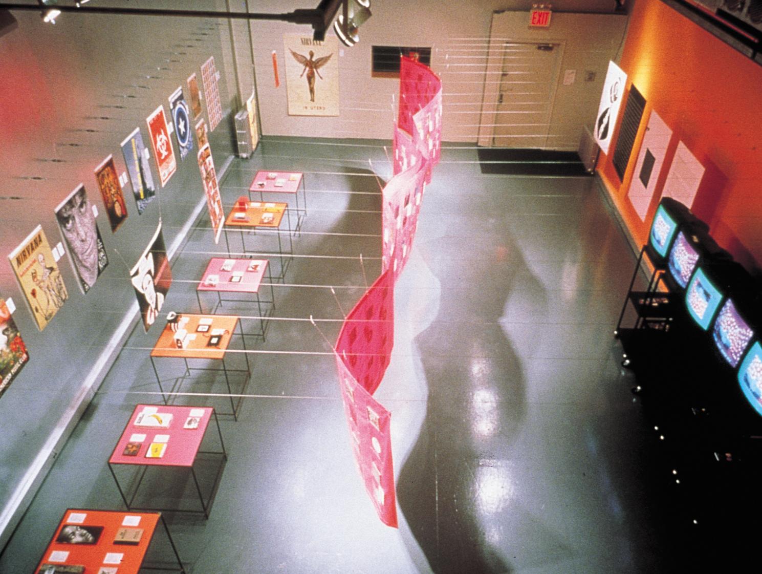 AIGA Sound-Off Exhibition