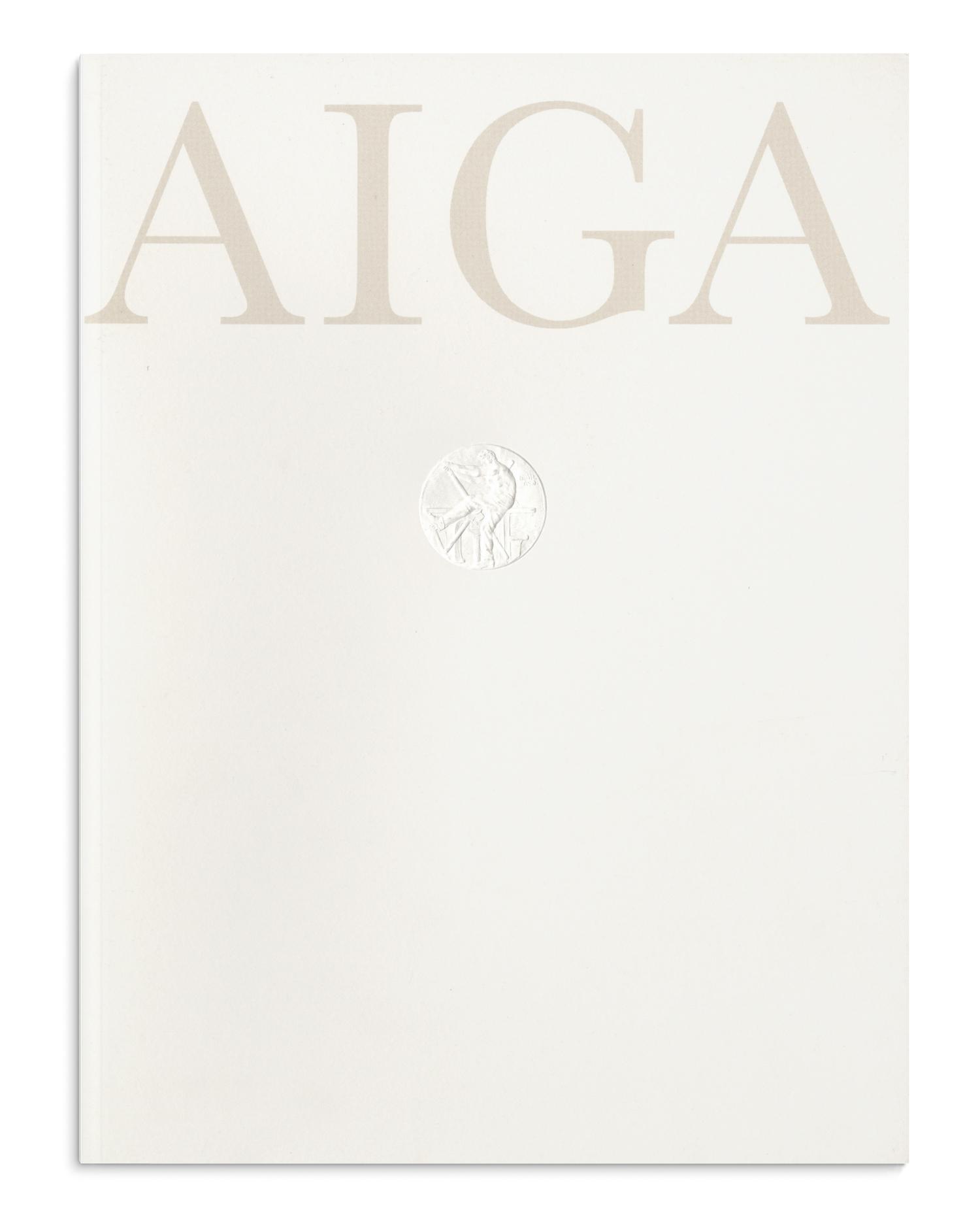 AIGA Medalist catalogue