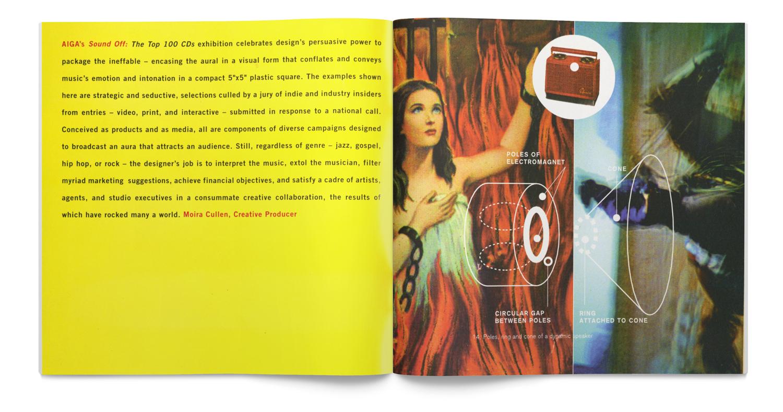 AIGA Sound-Off Catalogue