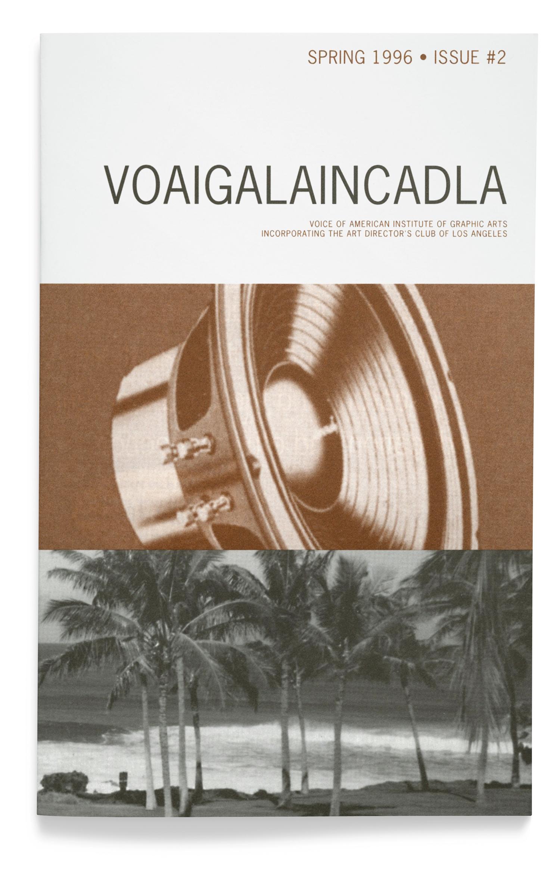 AIGA LA Newsletter
