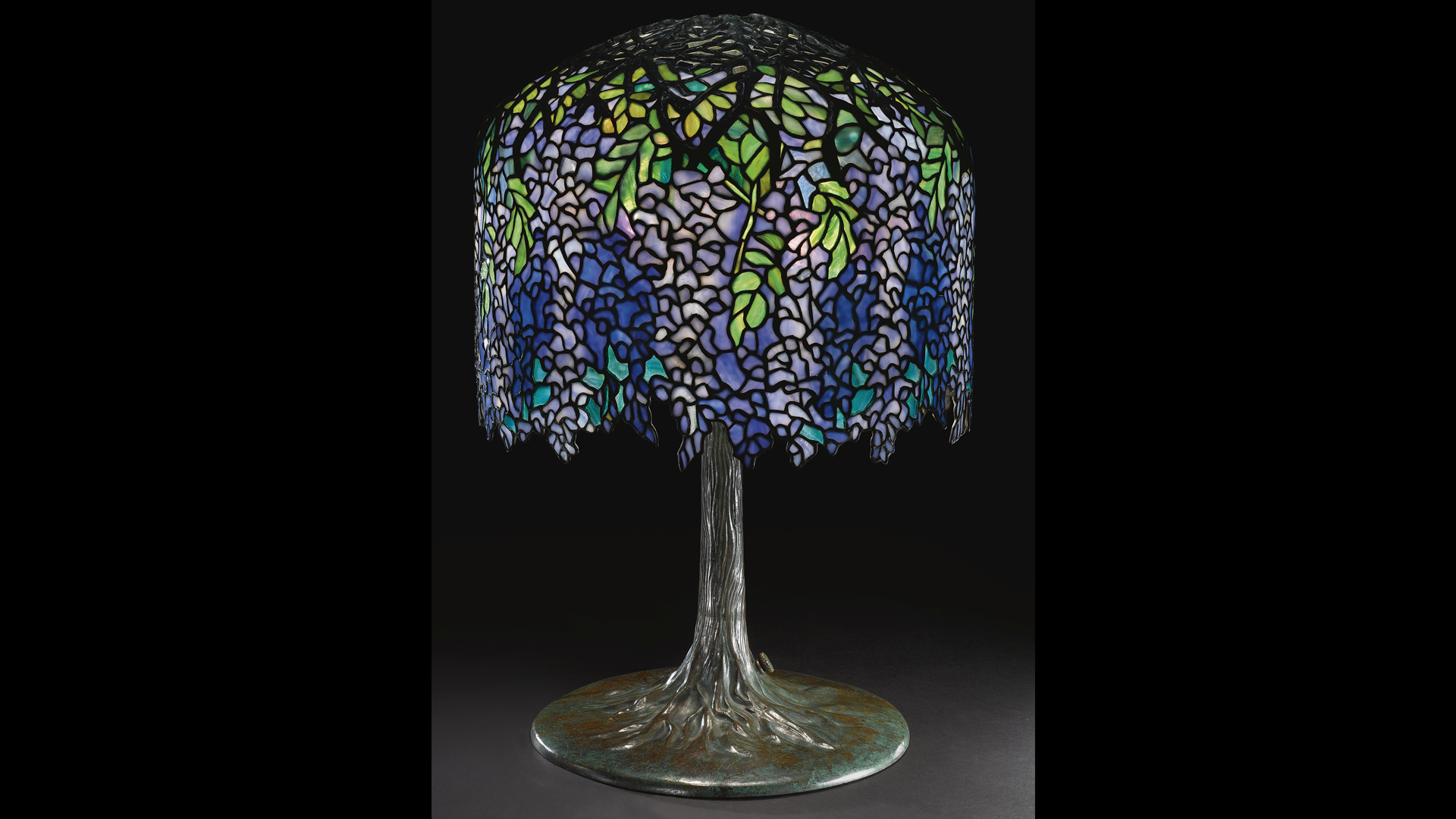 Louis Comfort Tiffany, 1908