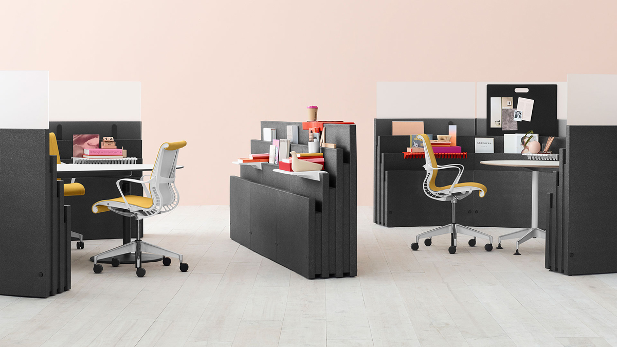Herman Miller Metaform System